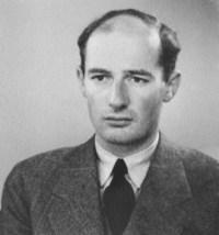 Raoul Wallenberg. Imagen: Wikipedia.