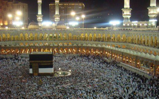 Imagen de la Meca, lugar sagrado para los musulmanes de todo el mundo [Foto: Al Jazeera English vía WikimediaCommons].