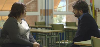 Imagen: Marina Marroqui superviviente entrevistada por Jordi Évole.