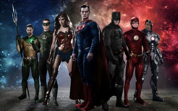 Jason Momoa annuncia la fine delle riprese di Justice League con una foto su Instagram