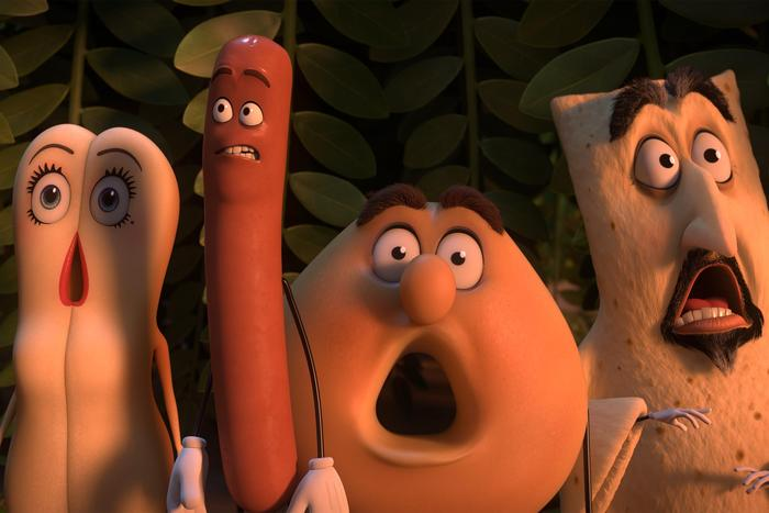La Sony pubblica il trailer italiano dell'irriverente cartoon Sausage Party – Vita Segreta di una Salsiccia