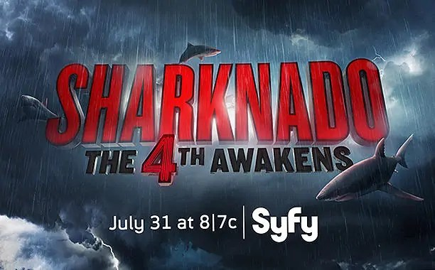 L'angolo critico di Jack Bastard: Sharknado 4 It awakens
