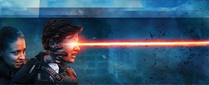 Un mucchio di papere dalla versione home video di X-Men: Apocalisse