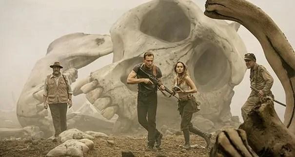 Kong: Skull Island, King Kong all'attacco in un nuovo assaggio del trailer