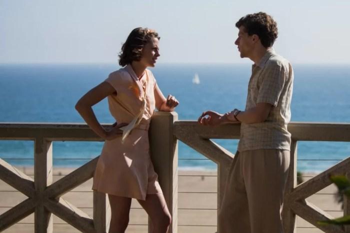 La prima clip italiana di Café Society, il nuovo film di Woody Allen