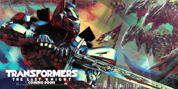 In attesa del primo trailer di Transformers: The Last Knight ecco una spettacolare featurette IMAX