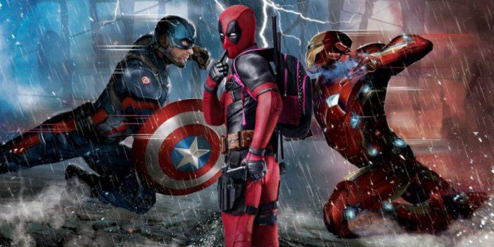 Deadpool e Spider-Man nello stesso film? Guardate questa versione di Captain America: Civil War