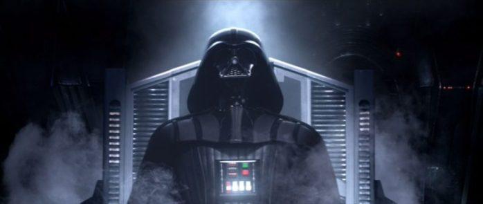Dalle card da gioco di Rogue One: a Star Wars Story un nuovo sguardo a Darth Vader
