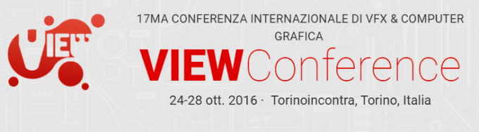 La View Conference è pronta a portarvi nel futuro digitale per l'edizione 2016 – Ecco alcuni ospiti