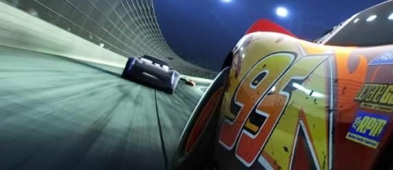 Rilasciati i due frenetici poster di Cars 3, il futuro cartoon Pixar