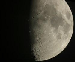 The Moon. Image credit: ESA