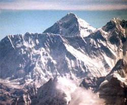 Mount Everest. Credits: AP Photo/Thomas Easley