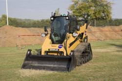 Caterpillar 287 C Skid Steer Loader.  Image Credit:  Caterpillar, Inc.