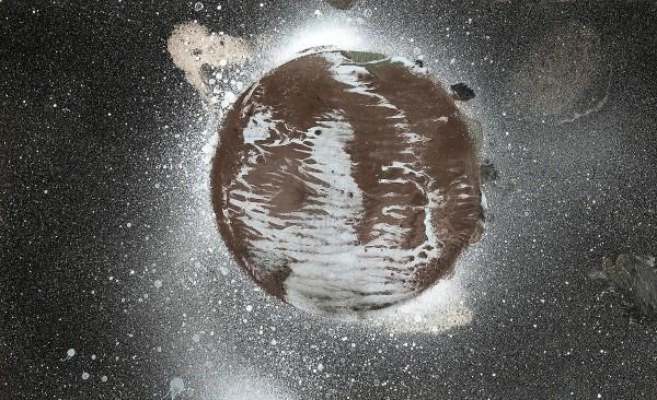 Protoplanet by Moya