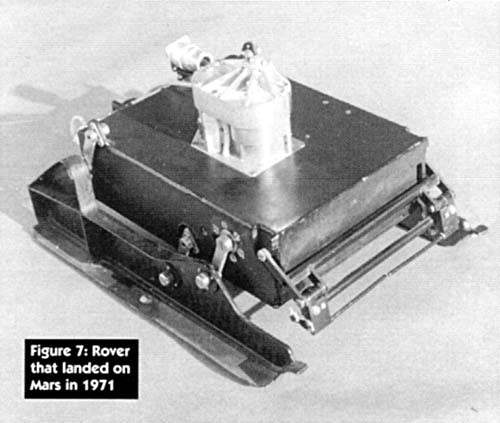first mars rover invented - photo #14