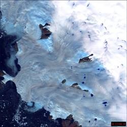 Greenland. Image credit: NASA
