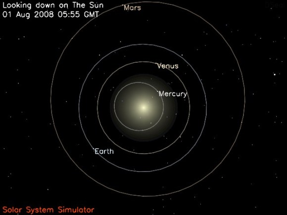Inner Planets NASA - Pics about space
