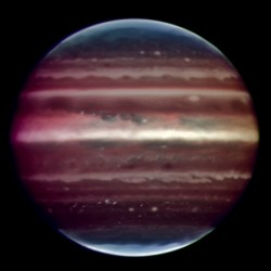 Jupiter from the VLT.  Credit:  ESO