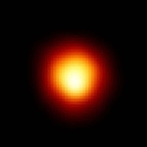 Betelgeuse. Image credit: Hubble