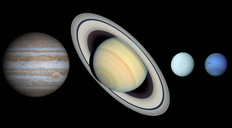 what planets have ring systems - photo #13