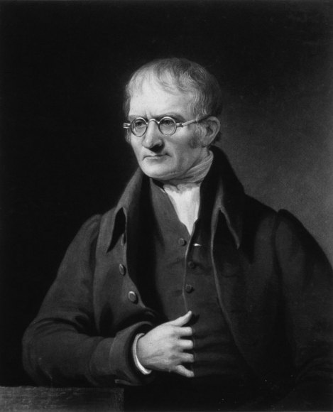 John Dalton, the father of atomic theory, by Charles ...