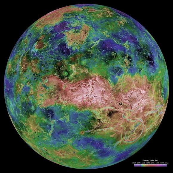 Length of Day on Venus