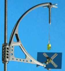 The Telltale instrument on the Phoenix lander. Credit: University of Aarhus.