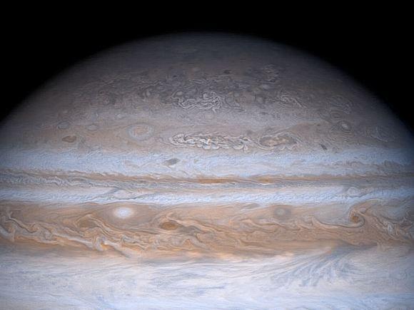Jupiter photo. Image credit: NASA/SSI