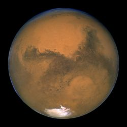 How did Mars Get its Name