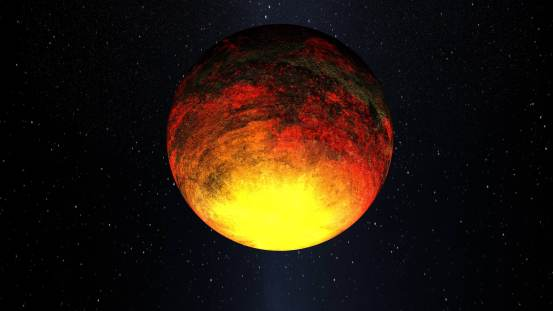 NASA's Kepler mission confirmed the discovery of its first rocky planet, named Kepler-10b. Measuring 1.4 times the size of Earth, it is the smallest planet ever discovered outside our solar system.