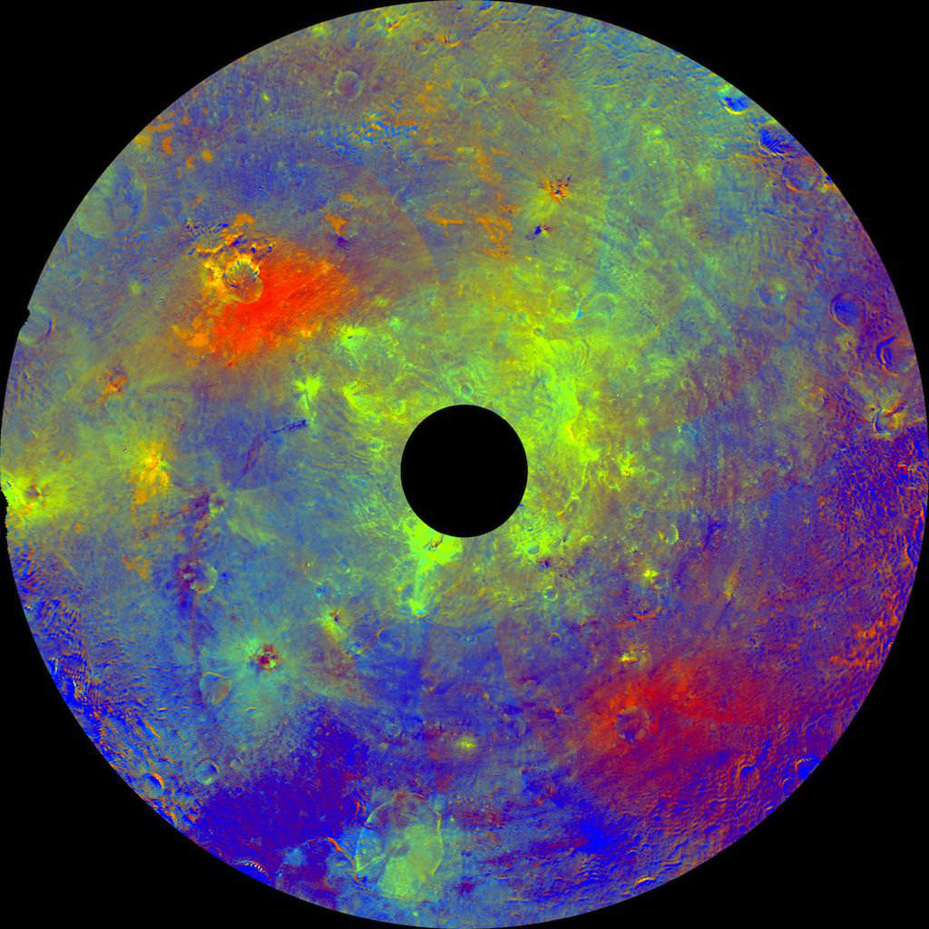 what are the colors of the planets in the telling order colors - photo #38