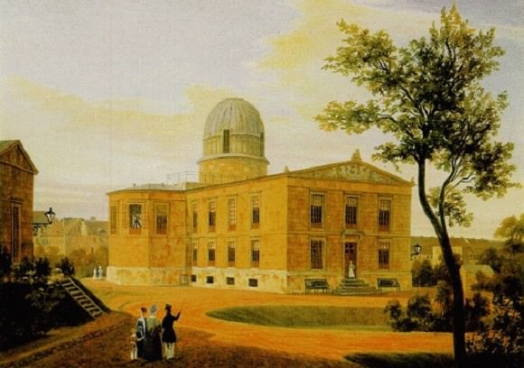 New Berlin Observatory at Linden Street, where Neptune was discovered observationally. Credit: Leibniz-Institut für Astrophysik Potsdam