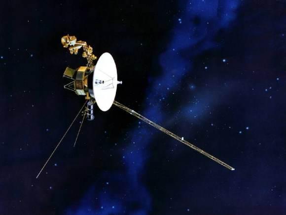 Voyager 2. Credit: NASA