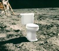 moon toilet