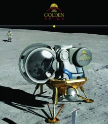 Concept of a Golden Spike Co. lunar lander