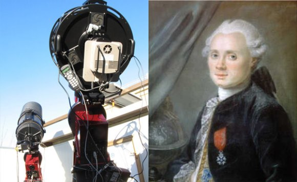 Online Messier Marathon with the Virtual Telescope Project.