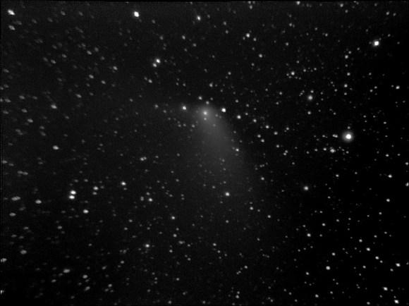 Comet C/2011 L4 (PANSTARRS) on April 23, 2013. Credit and copyri