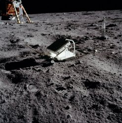Lunar Laser Ranging Experiment. NASA