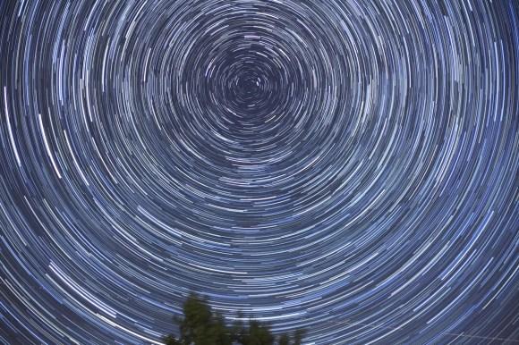 Star Trails by Cory Schmitz