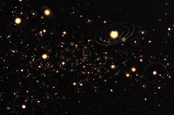 Planets everywhere. So where are the aliens? Credit: ESO M. Kornmesser
