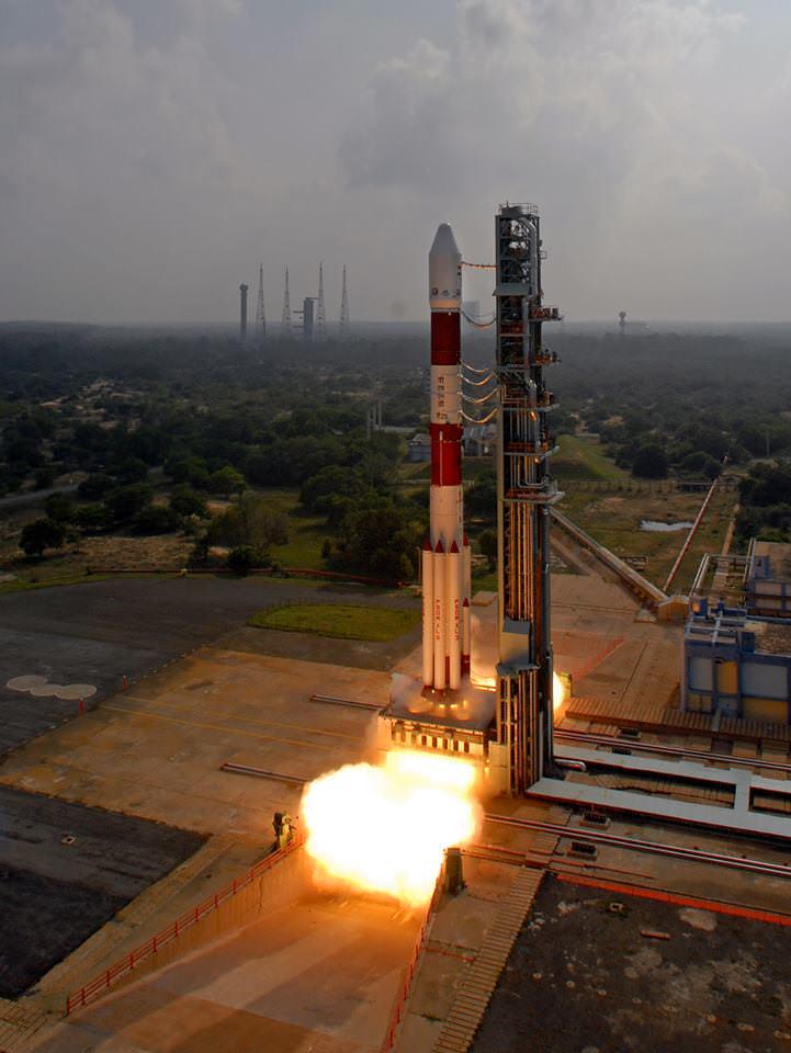 Mars Orbiter Mission India 2013 Launch of India's Mars Orbiter