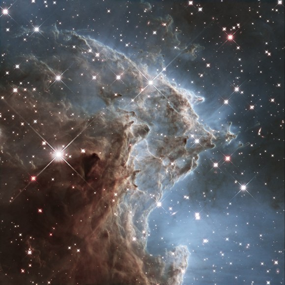 A 2014 image of NGC 2174 by the Hubble Space Telescope. Credit: NASA/ESA and the Hubble Heritage Team (STScI/AURA)