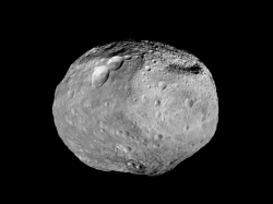 The asteroid Vesta as seen by the Dawn spacecraft. Credit: NASA/JPL-Caltech/UCAL/MPS/DLR/IDA