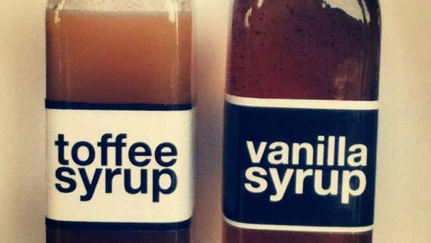 DIY Coffee Syrup (University Foodie)