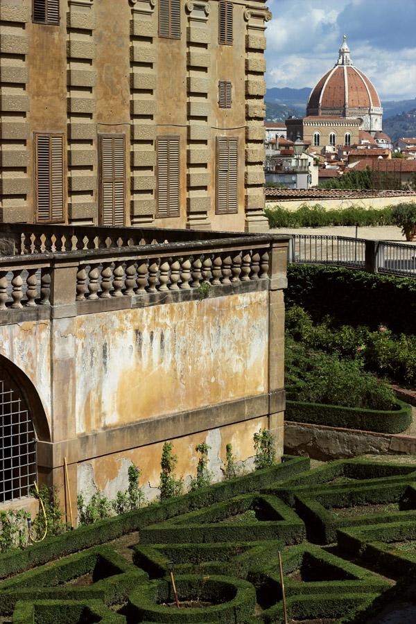 The Boboli Gardens in Florence, Italy | www.universityfoodie.com