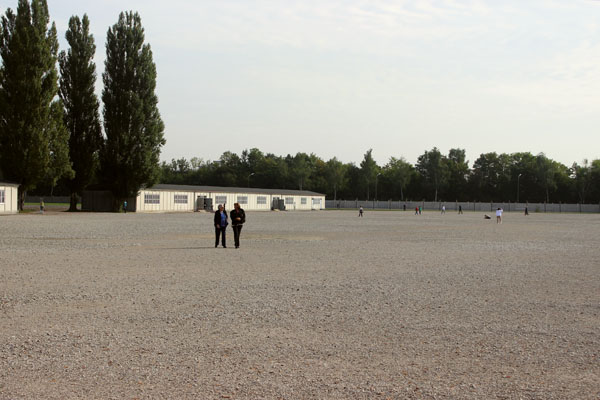 Dachau Concentration Camp | universityfoodie.com
