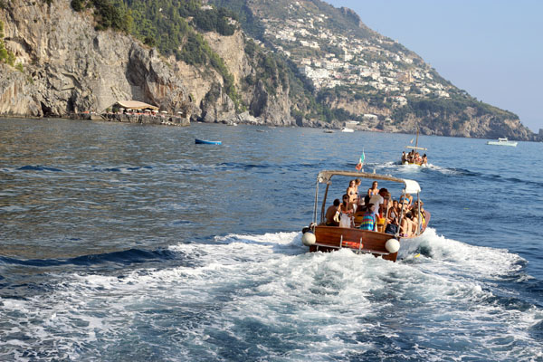 Positano, Italy | universityfoodie.com