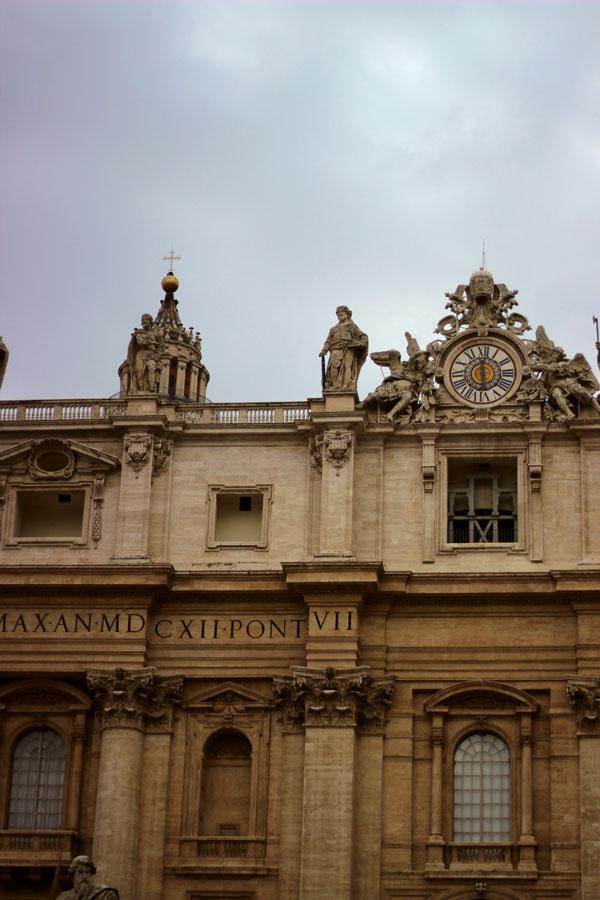 Vatican City   universityfoodie.com