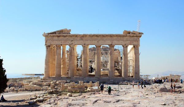 Athens, Greece | universityfoodie.com