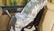 isolante termico per seggiolino auto